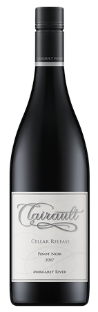 2017 Clairault Cellar Release Pinot Noir Image