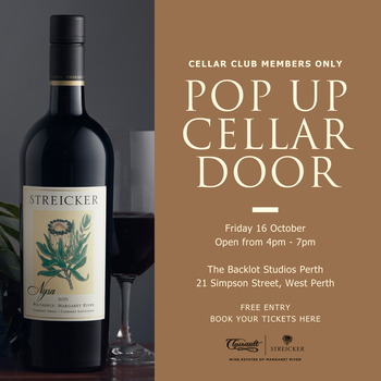Perth Pop Up Cellar Door