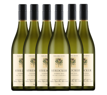 2017 Streicker Ironstone Block Old Vine Chardonnay - Six Pack Special